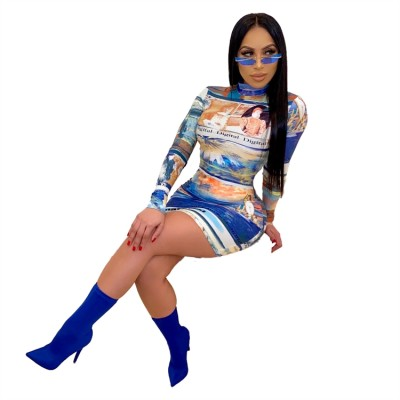 Q111403 off-seasonal onsales Mini Bodycon Dress Women Sexy