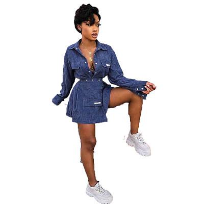 Q120319 hot onsales Short Sets Clothing Women Two Piece Set 2019