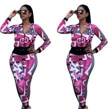 Q122014 hot fashion onsales women clothing two piece outfits set