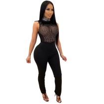 Q122303 new seasonal fashion One Piece Sexy Woman Jumpsuit And Rompers