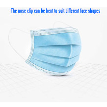Factory Manufacturer 3 Ply Disposable non-medical Face Mask