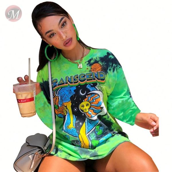 0043012 Fashionable Ladies Latest Design long sleeve Tops Manufacturer Custom Printing Girls' Tee Summer Women Plain T Shirt