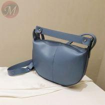 The Oval Portable Fashion Chain Pu Leisure Saddle Bag High Performance Cost Ratio Crossbody Bags