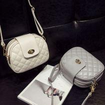 New fashion small bag retro female bag women's messenger bag leather handbags for women