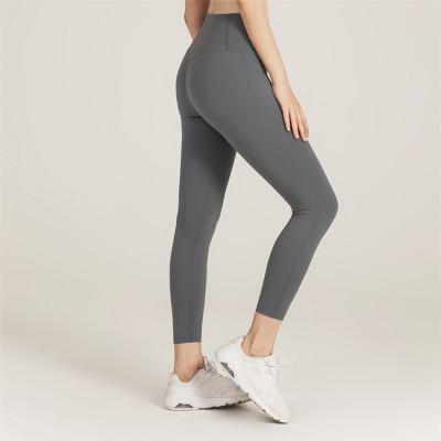 Best design Sports Tights Fitness Yoga Wear Leggings For Women Scrunch Butt Leggings Hips Wrinkle Ruched Back