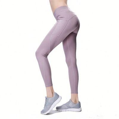 Custom Logo Wholesale High Waist Printed Scrunch Butt Slim Fitness Yoga Pants Women Leggings