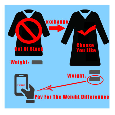 Pay the price difference of freight for product exchange, Product Exchange Need Pay For The Weight Difference