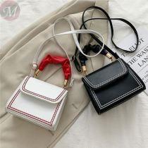Mini PU Leather Crossbody Bags For Women Elegant  and Purses Female Travel Totes Lady Cross Body Bag