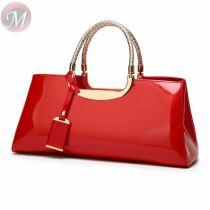 Latest Arrival Direct Sale Women'S Handbags European Fashionable Pu Portable Casual Tote Bag