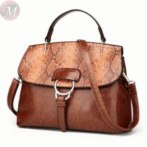 2020 new arrivals fashion casual all match shell leather bags women girl handbags manufacturers