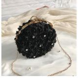 Factory Direct Sales Fashion Style Beaded Handbag Classic Retro Luxury Banquet Bag Dress Evening Dress Dinner Bag