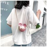 New Design Fashion Casual The Small Bag Mich Bowknot Simple All Match Women  S Messenger Bag
