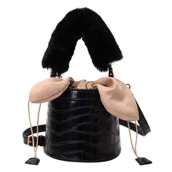 New Style Stone Pattern Bucket Bags Handbag Fashionable Casual All Match Handbag Tote For Wholesale
