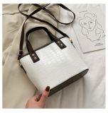 2020 Fashion Casual Simple All Match Retro Bucket Bag Latest Manufactured Pu Bag Women Handbag