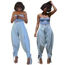 Women Fashion Clothing High Waisted Womens Trouser Pants Women'S Jeans Good Quality Denim Jeans Women Jeans Pants