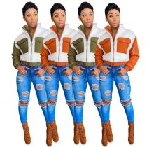 Best Seller Winter Women Jackets And Coats 2020 Ladies Short Down Jacket Cotton Padded Jacket Coat