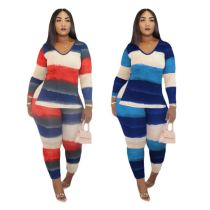 Wholesale Latest Design Hot Selling Long Sleeve Two Piece Set Women 2 Piece Set Clothing Womens Two Piece Set