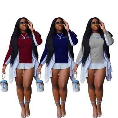 New Style High Quality Fashion Trendy 2020 Women Blouses And Tops Lady Blouses Elegant Women Sweatshirt
