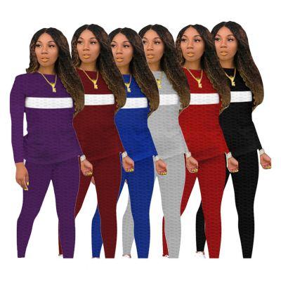 0110536 Design Fashion 2 Piece Set Women Two Piece Set Women Clothing