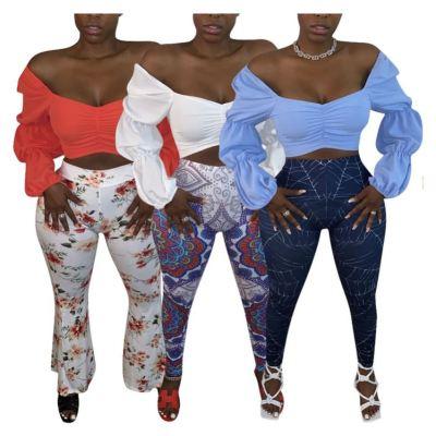 0110137 Wholesale Fashion Tops Woman Women T Shirt