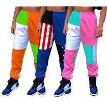 High Quality Fashion Clothing Woman Tops Fashionable Joint Women Fashion Pants Ladys Trouser Cargo Pants