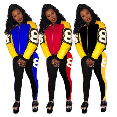 New Sexy Latest Design Fashion Casual 2 Piece Set Women Two Piece Set Women Clothing Sets Womens Clothing
