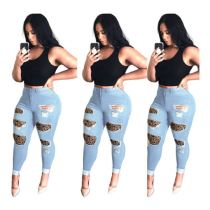 Best Seller Good Quality Fashion Women Jeans Pants 2020 New Style Casual Ladies Pants Denim Women Bottom