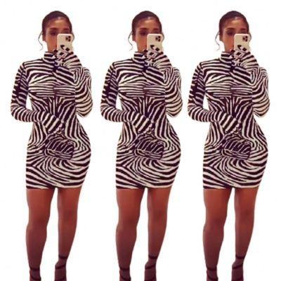 0110602 Hot Selling Womens Clothing Latest Design 2020 Stylish Sexy Dress Women Elegant Casual Dres