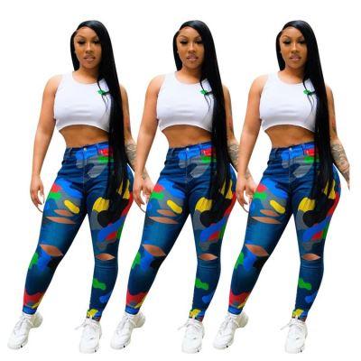 New Trendy Womens Clothing Latest Design 2020  Ladies Pants Women'S Trousers Leggings For Women