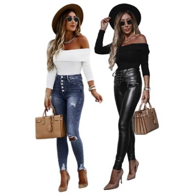 Cheap Price 2020 Fashion Clothes Lastest Design Solid Color Women Casual Tops Lady Blouses Women Shirts