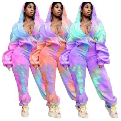 0112440 New Stylish 2 Piece Set Women Two Piece Set Women Clothing Sets Womens Clothing