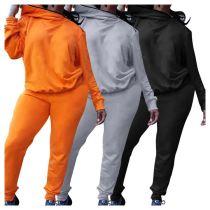 0112634 Hot Onsale 2 Piece Set Women Two Piece Set Women Clothing