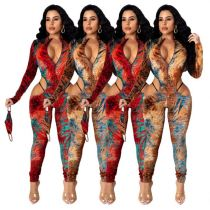 Newest Style V Neck Hollow Out Sexy New Fashion Jump Suit Woman Jumpsuit Women 2020 One Piece Jumpsuits