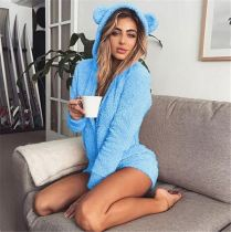High Quality Woman Cute Plus Size Jumpsuit Women 2020 Fashion Ladies Sleepwear One Pice Jumpsuits And Rompers