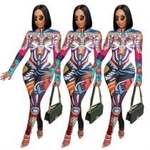 0121403 New Arrival Women Fashion Clothing Women One Piece Jumpsuits And Rompers