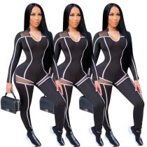 0121412 New Stylish Women Fashion Clothing Women One Piece Jumpsuits And Rompers