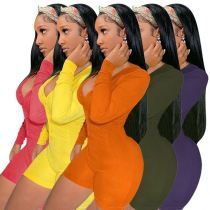0121411 Newest Design Women Fashion Clothing Women One Piece Jumpsuits And Rompers