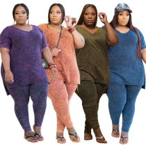 Best Sellers Fashion New Popular Pants Set Plus Size Clothes 2 Piece Set Women Two Piece Set Womens Clothing