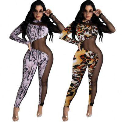 0122211 New Arrival 2021 Women Clothes Women One Piece Jumpsuits And Rompers