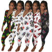 1010909 New Arrival 2021 Womens Clothes Women One Piece Jumpsuits And Rompers