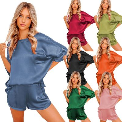 Latest Design Lounge Wear Casual New Women Sets Two Piece 2021 Clothes  2 Piece Set