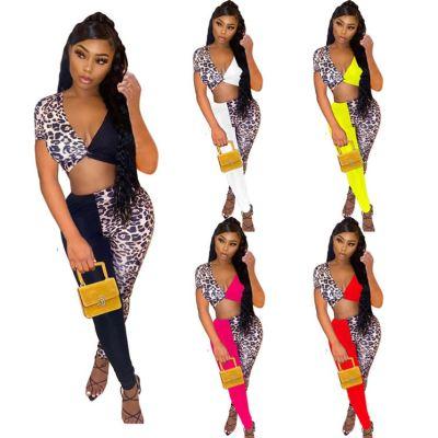 1030805 Best Design Women Clothes 2021 2 Piece Outfits Women Sets Two Piece