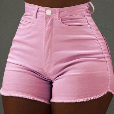Wholesale Price New Spring Summer Pantalones Woman Clothing Women Denim Shorts Women Jeans Pants