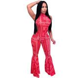 MOEN Best Seller Sleeveless Tuta donna Fashinable Clothes Women Sets Two Piece Women 2 Piece Set Outfits