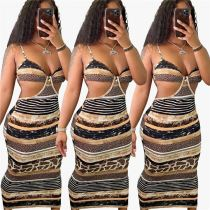 1032636 New Trendy 2021 Stylish Sexy Women Dresses