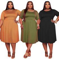 1032635 New Trendy 2021 Stylish Sexy Women Dresses
