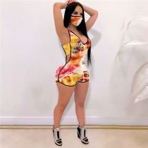 1040147 New Arrival Fashinable 2021 Womens One Piece Jumpsuit