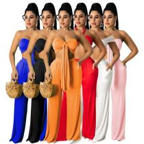 1033115 Hot Selling Women Clothes 2021 Casual Outfits Women 2 Piece Set Clothing