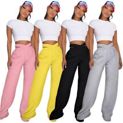 1040102 Fashion 2021 Women Clothes Women's Pants Trousers For Ladies