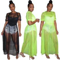 1040143 New Arrival 2021 Fashion Clothing Women Dress